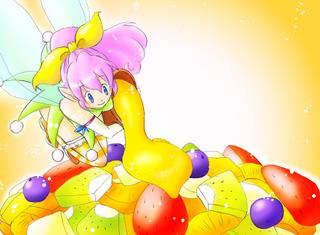 フルーツの妖精とパティシエール.png